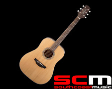 RRP$499 TAKAMINE TGD20 NS DREADNOUGHT ACOUSTIC GUITAR NATURAL FINISH