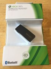Official Microsoft XBOX 360 Wireless Bluetooth Headset - Boxed & Brand New