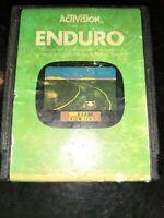 Enduro (Atari 2600, 1983) *BUY 2 GET 1 FREE +FREE SHIPPING*