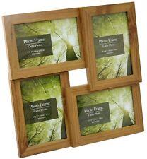 4 Multi Wood Effect Photo Frame