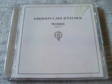 Emerson Lake and Palmer Works Volume 2 European 2011 Re-Issue CD NEW / SEALED