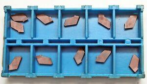 11 Stück Wendeschneidplatten Wendeplatten Stechplatten ISCAR GFL-2/15 IC540