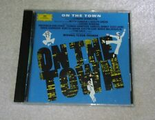 On The Town CD Bernstein Comden Green 1993 Deutsche Grammophon All Digital
