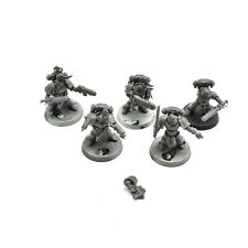 SPACE WOLVES 5 Wolf guards guard grey hunters #2 Warhammer 40K