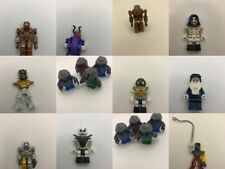 LEGO Vintage Characters  Genuine Mixed Character Pack of 5 and 10