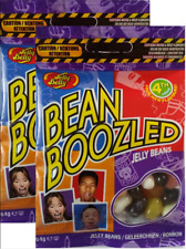 Lot de 2 paquets de bonbons Jelly Belly,2x54 gr