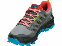 Mens Asics Gel-FujiTrabuco 7 1011A197-020 Stone Grey / Black Size 10.5 UK