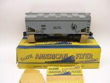 924 American Flyer Jersey Central CRP Cement Hopper in Orig Box [Lot TT2-F59]