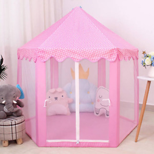 Baby toy Tent Portable Prince Princess Tent Children Castle Play House Kid Gifts