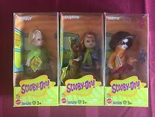Mattel Lot 29 Scooby Doo Flintstone Kelly And Friends Collection Sealed Dolls