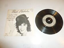 "PAUL NICHOLAS - Grandma's Party - 1976 UK 4-track 7"" vinyl single"