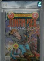 DC Special Series #16 CGC NM 9.4 WP! DEATH of JONAH HEX 1978 68 PAGE SPECTACULAR