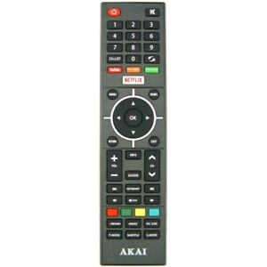 AKAI AK5020NF AK5520NF AK6520NF GENUINE REMOTE CONTROL AKAI TV