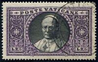 Lot N°6770 Vatican N°56 Oblitéré Qualité TB
