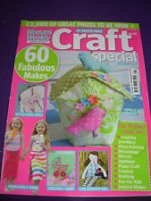 WOMAN'S WEEKLY CRAFT MAGAZINE SEPT 2012 60 MAKES WIZARD OF OZ SPECIAL NOAHS ARK