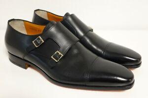 SANTONI Schuhe Herrenschuhe Businessschuhe - GR. 6 (40) - NEU OVP SONDERED