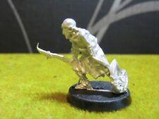 Warhammer LOTR-Muerto Marismas Spectre (3) pose de metal