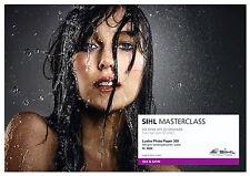 Fotopapier SIHL MASTERCLASS Lustre Photo Paper 300g/m² A4 seidenglänzend 4844
