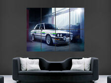 BMW ALPINA CLASSIC CAR  WALL POSTER ART PICTURE PRINT LARGE HUGE