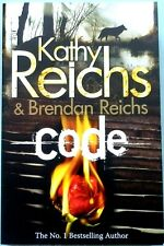 Code (Virals 3) ~ Kathy Reichs (Like-new, read once)