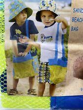 "Sand Away Beach Treasures Bag 9.5"" X 9.5"""