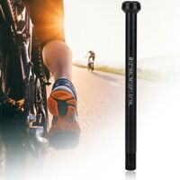 142 x 12mm Black Front Rear Fork Head Thru Axle Lever for Fork Bike Accessory