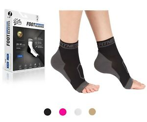 Plantar Fasciitis Compression Socks Foot Arch Support Pain Heel Relief Splint