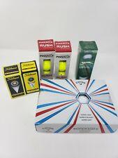 Golf Balls New Variety of 25 Includes: Slazenger Pinnacle Titleist Callaway
