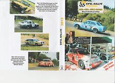 DVD Rallye Eifel Historic Rally Party 2013 Slowly Sideways S1 911 Röhrl 62 min