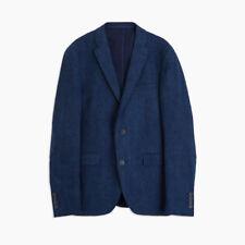 Esprit Herren Sakko Anzugjacke Baumwolle blau NEU UVP 129,99€