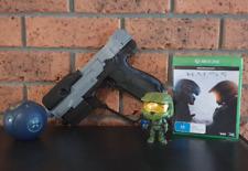 Halo Magnum Pistol 3D printed Cosplay Replica Prop, Halo 5, Master Chief