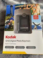 Kodak G150 Digital Photo Keychain Factory Defect