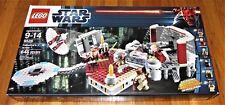 LEGO 9526 Star Wars Palpatine's Arrest Mace Windu Saesee Tiin Agen Kolr Anakin