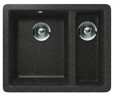 Teka Granit Spüle Küchenspüle Küchen Becken Spülbecken Granitspüle Schwarz NEU