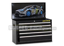 Toolbox sticker TB0218 Ford Focus Ken Block Gymkhana car Printed vinyl graphics