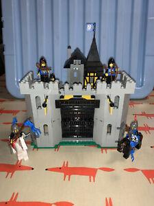 Vintage Lego Black Falcon Castle 6074