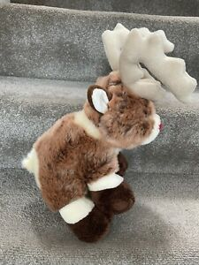 Reindeer OfficIal Lapland UK Soft Toy Plush