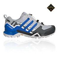 adidas Mens Terrex Swift R2 GORE-TEX Walking Shoes - Grey Sports Outdoors