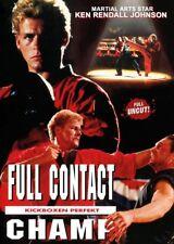 Full Contact Champ ( Actionfilm UNCUT ) mit Ken McLeod, Tak-Wing Tang NEU OVP