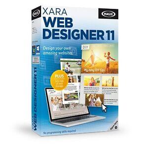 MAGIX Xara Web Designer 11 (NEW)