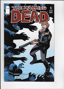 The Walking Dead # 1 Special anniversary edition Very Fine Robert Kirkman