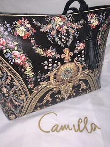 Camilla Tote Bag And Purse