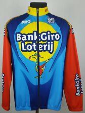 SMS Santini Bank Giro Loterij Cycling Jersey Men's Size XXL 52