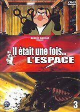 IL ETAIT UNE FOIS L'ESPACE VOLUME 3 /*/ DVD DESSIN ANIME NEUF/CELLO