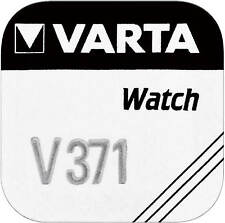 2 x Varta  V329 SR731 SR731SW 1,55V Blisterware Knopfzellen Uhrenbatterien