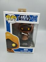 Funko Star Wars JAWA #20 Blue Box Vaulted Lrg Ltr 1st run JJL120428