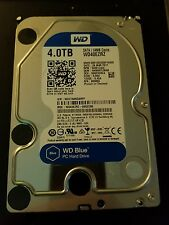"WD Western Digital BLUE WD40EZRZ 4TB 5400RPM 64MB SATA 6.0Gb/s 3.5"" Hard Drive"