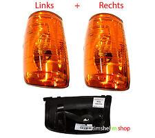 Ford Transit Spiegelblinker Blinker Spiegel orange ab 2013 LINKS + RECHTS