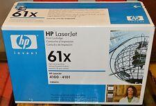 HP 61X High-Yield Toner Cartridge (C8061X) White Box
