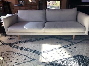 Jardan Nook 2.5 sofa lounge almost new!